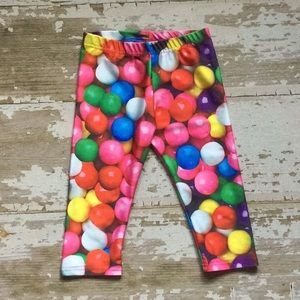 Zara Terez Rainbow Gum ball Leggings
